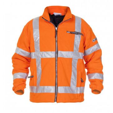 Hydrowear Turijn hoge zichtbaarheids Fleece vest