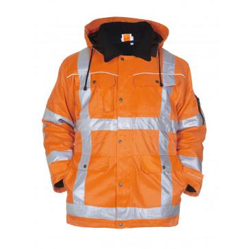 Hydrowear Aspen hoge zichtbaarheids winterjas