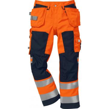 Fristads HI-VIS Broek 2025 PLU