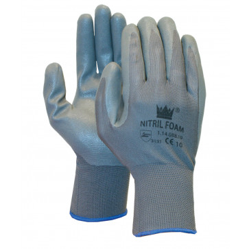 Nylon Nitril Foam werkhandschoen