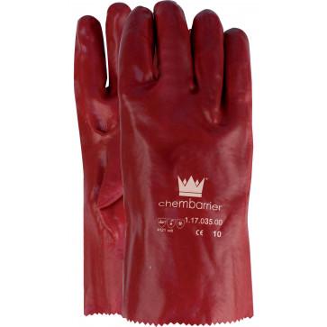 Olie- en vetbestendige handschoen 35cm