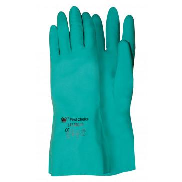 Handschoen bestand tegen vele oplosmiddelen