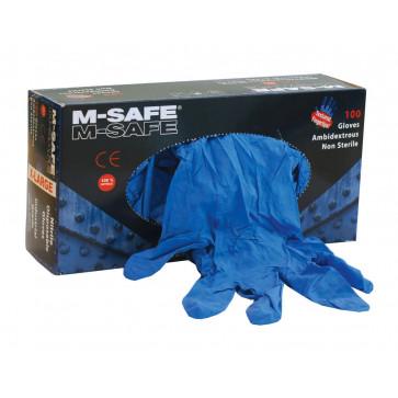 M-Safe Nitrile Heavy Duty werkhandschoen