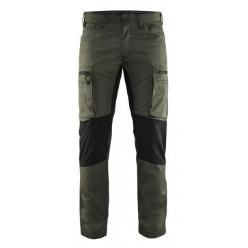 Army Groen/Zwart