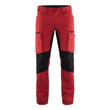 Rood/Zwart