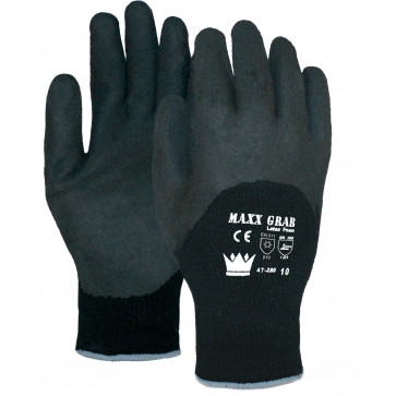 Maxx Grab Cold Winter Foam werkhandschoen
