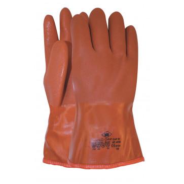 M-Safe Coldgrip PVC werkhandschoen