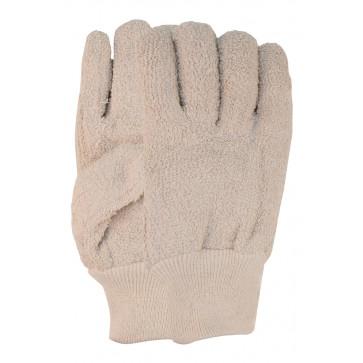 Frotté handschoen