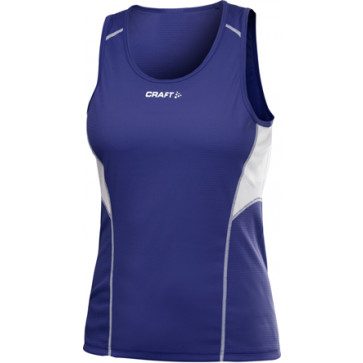 Craft T&F Singlet Dames
