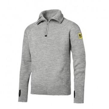 Snickers ½-Zip Wollen Sweater2905
