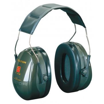 Peltor H520A gehoorkap met hoofdbeugel