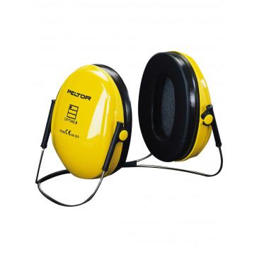 Peltor H510B gehoorkap met nekbeugel