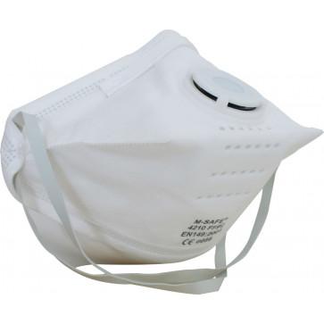 M-Safe Ventiel 4210 FFP2 vouwmasker