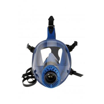 Spasciani TR2002 Thermoplastic volgelaatsmasker Blauw