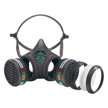 Moldex 8001 halfgelaatsmasker (maat S)