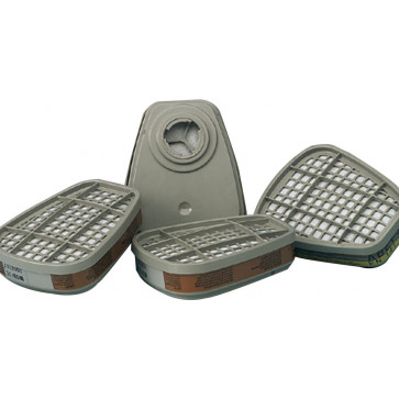 3M filter: bescherming tegen organische dampen en gassen (lage capaciteit)