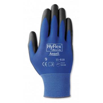 Ansell Hyflex U.L. 11-618 PU Montage handschoen