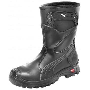 Puma Rigger Boot  S3 Werkschoen Zwart