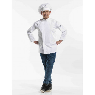 Chaud Devant Chef Jacket Teen White 164/Teens (11-13 yr)