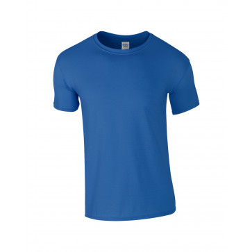 Gildan SoftStyle SS Heren T-shirt