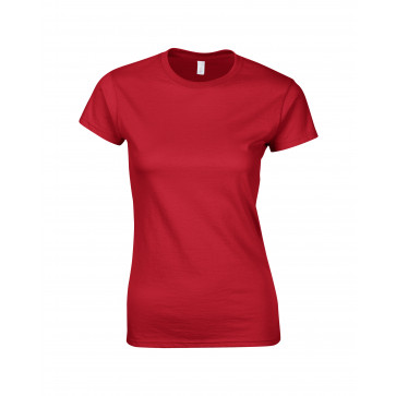 Gildan SoftStyle SS Dames T-shirt