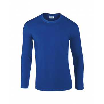 Gildan SoftStyle LS Heren T-shirt