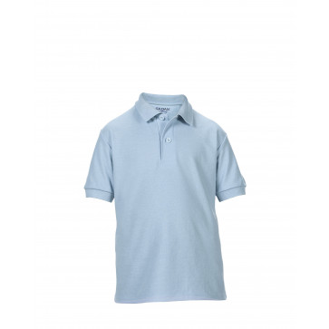 Gildan Double Pique Dry Blend Kids Polo