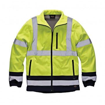 Dickies High Visibility Soft Shell Werkjas