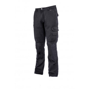 Brams Paris Sander E53 black werkbroek