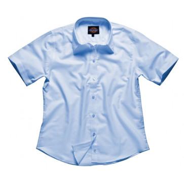 Dickies Oxford Weave Dames T-Shirt