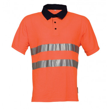 HAVEP high visibility polo 10015
