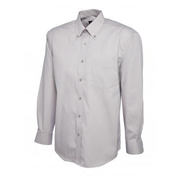 Uneek UC701 Overhemd Pinpoint Oxford Mannen
