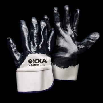 Oxxa X-Nitrile-Pro 51-080 Kap/open Werkhandschoen