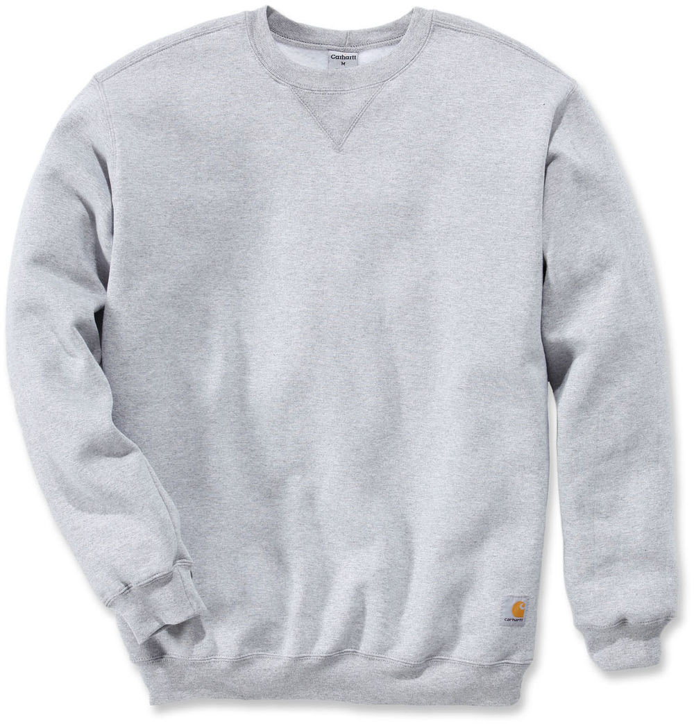 carhartt midweight crewneck sweatshirt. Black Bedroom Furniture Sets. Home Design Ideas