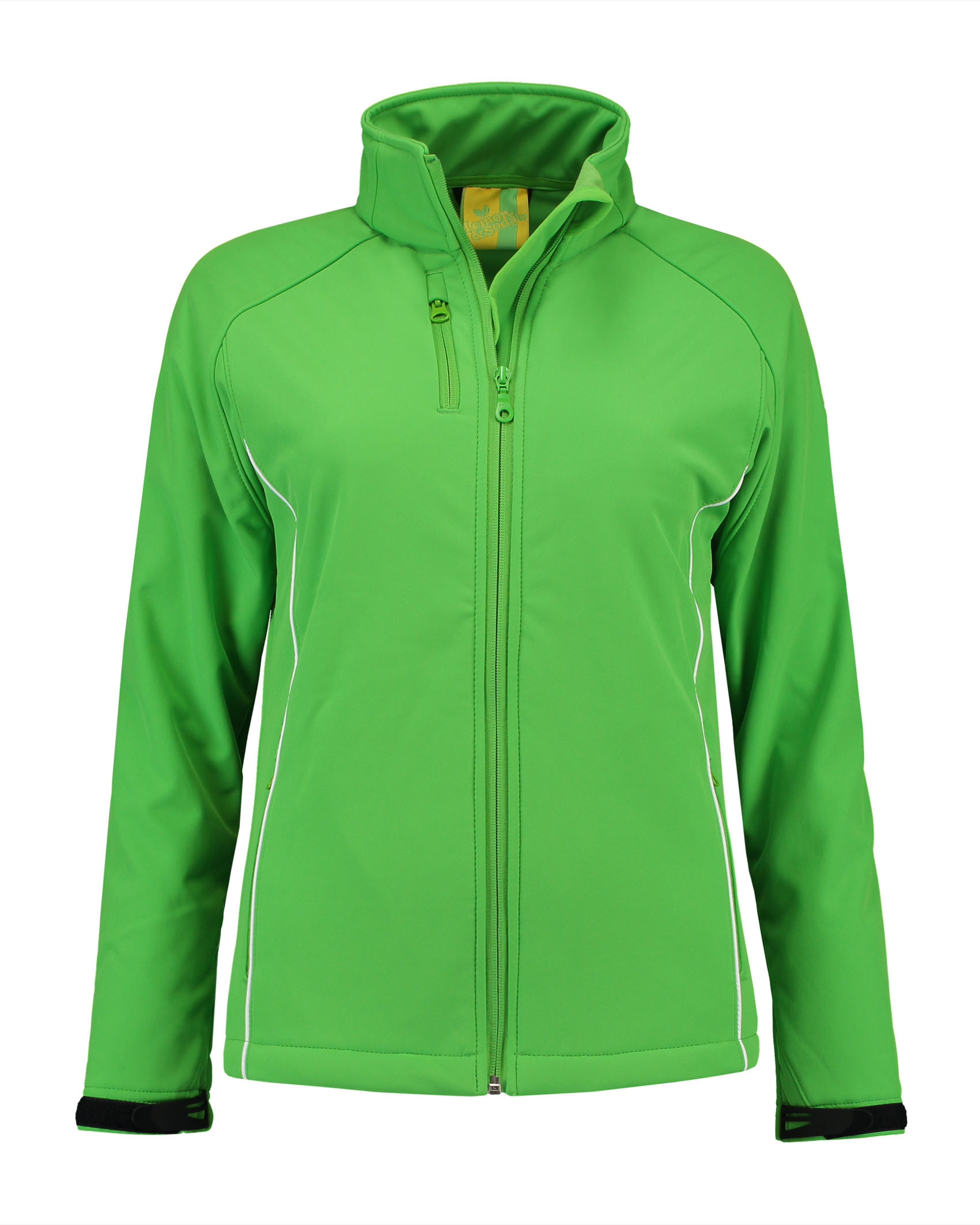 Lemon & Soda 3634 Dames Regular Fit Softshell jas