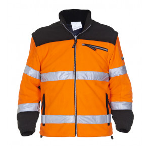 Hydrowear Freiburg hoge zichtbaarheids fleece vest