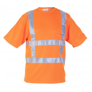 Hydrowear Tabor hoge zichtbaarheids T-shirt