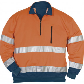 Fristads HI-VIS Sweater 728 BPV