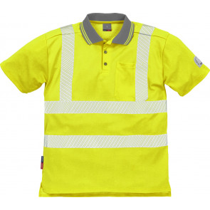 Fristads HI-VIS Poloshirt 7406 TPS
