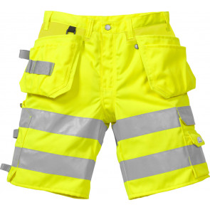Fristads HI-VIS Shorts 2028 PLU