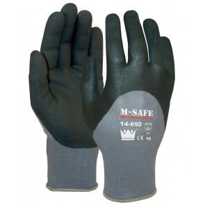 M-Safe Nitrile Foam 14-692 werkhandschoenen