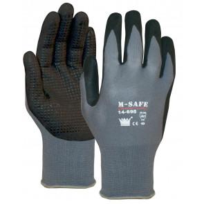 M-Safe Nitrile Foam 14-695 werkhandschoenen