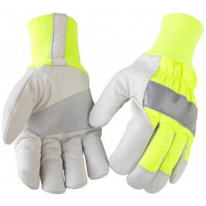 Blåkläder 2240 Gevoerde Handschoen High Vis