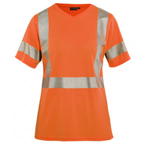 Blåkläder 3336 Dames High Vis T-shirt