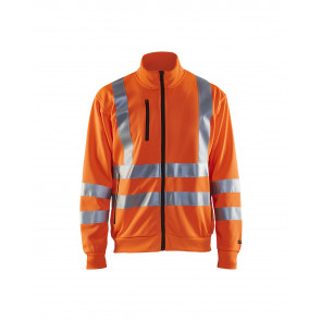 Blåkläder 3358 Sweatshirt High Vis