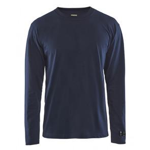 Blåkläder 3483 Vlamvertragend T-shirt lange mouw