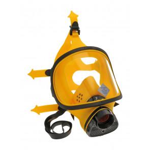 Spasciani TR82 Polycarbonaat Glas volgelaatsmasker