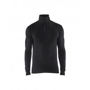 Blåkläder 4891 Onderhemd met rolkraag en rits WARM