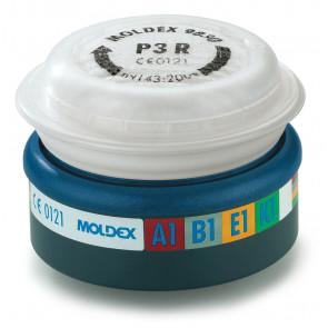 Moldex 9430 ABEK1P3 combifilter