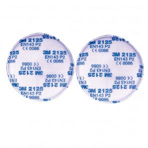 3M stofdeeltjesfilter beschermt tegen vaste en vloeibare deeltjes (middelmatige bescherming)